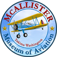 McAllister Museum of Aviation Logo